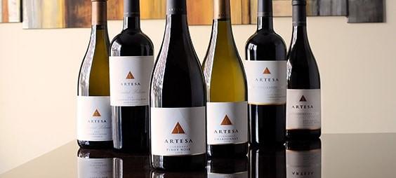 artesa-wines