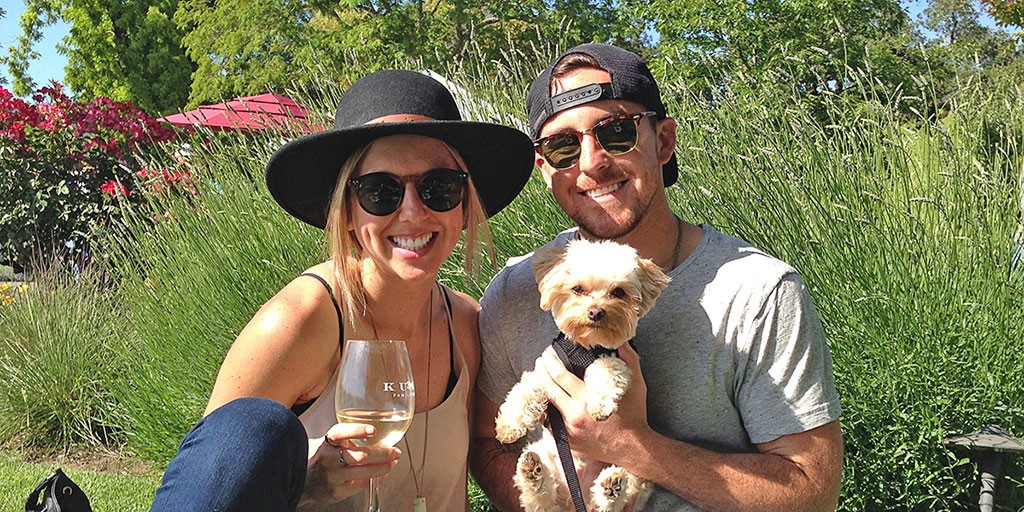 Dog Friendly Wineries Chapter 2 Sonoma Valley Simply Driven