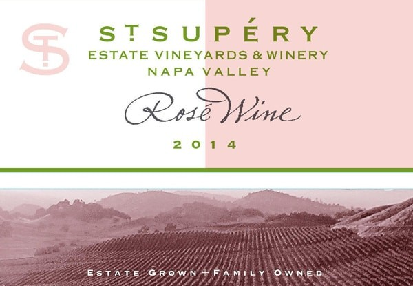 St Supery Rose Tour Simply Driven