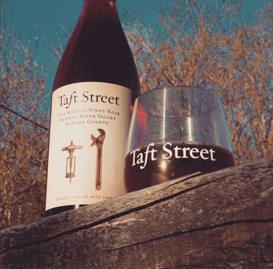 Taft Street Rose Tour Simply Driven