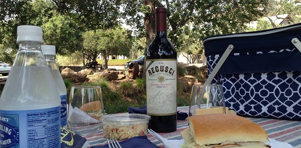 winery picnics in napa valley simply driven